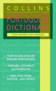 Collins Portuguese Dictionary - Harpercollins Publishers - cover