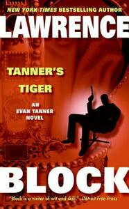 Tanner's Tiger - Lawrence Block - cover