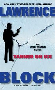Tanner on Ice - Lawrence Block - cover