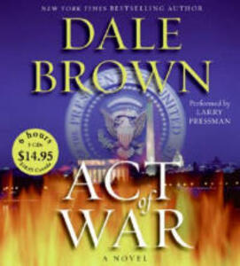 Act of War CD Low Price - Dale Brown - cover