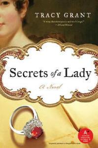 Secrets of a Lady: A Novel - Tracy Grant - cover