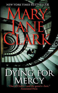 Dying for Mercy - Mary Jane Clark - cover
