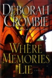 Where Memories Lie - D Crombie - cover