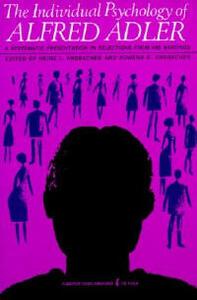 Individual Psychology - Alfred Adler - cover