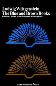 "The Ordinary Route: Preliminary Studies for the ""Philosophical Investigations"" - Ludwig Wittgenstein - cover"