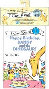Happy Birthday Danny And The Dinosaur! Book And Cd - Syd Hoff - cover