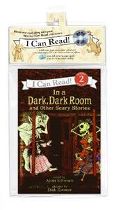 In a Dark, Dark Room and Other Scary Stories Book and CD - Alvin Schwartz - cover