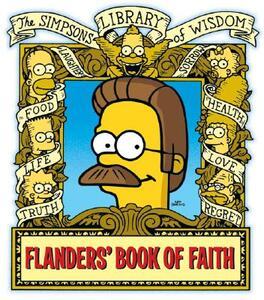 Flanders' Book of Faith - Matt Groening - cover