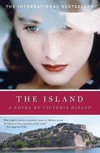The Island - Victoria Hislop - cover