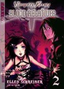 Vampire Kisses: Blood Relatives, Volume II - Ellen Schreiber - cover