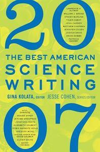 The Best American Science Writing - Gina Kolata - cover