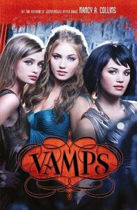 Vamps - Nancy A. Collins - cover