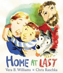 Home at Last - Vera B. Williams - cover