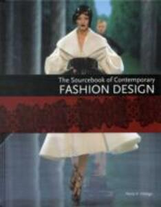 The Sourcebook of Contemporary Fashion Design - cover