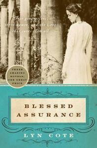 Blessed Assurance - Lyn Cote - cover