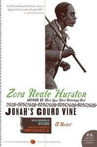 Jonah's Gourd Vine - Zora Neale Hurston - cover