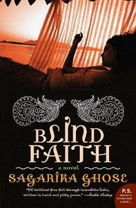 Blind Faith - Sagarika Ghose - cover