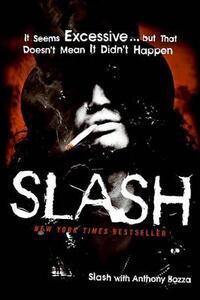 Slash - Slash,Anthony Bozza - cover