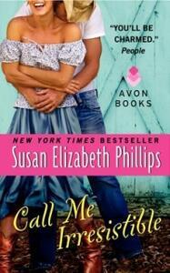 Call Me Irresistible - Susan Elizabeth Phillips - cover