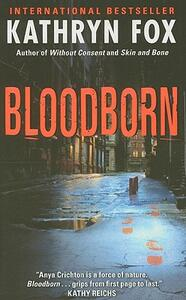 Bloodborn - Kathryn Fox - cover