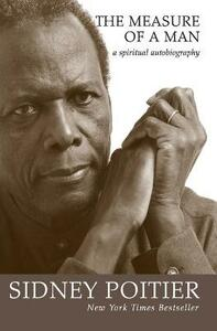 Measure of a Man - Sidney Poitier - cover