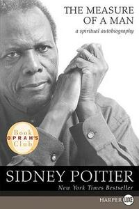 The Measure of a Man Lp - Sidney Poitier - cover