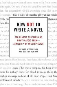 How Not to Write a Novel - Sandra Newman - cover
