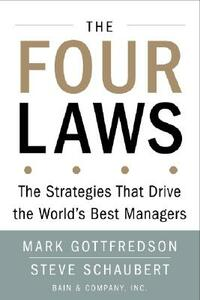 The Breakthrough Imperative: How the Best Managers Get Outstanding Results - Mark Gottfredson,Steve Schaubert - cover