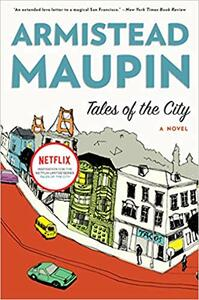 Tales of the City - Armistead Maupin - cover