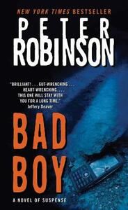 Bad Boy - Peter Robinson - cover
