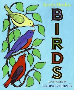 Birds - Kevin Henkes - cover