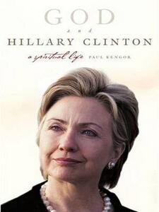 God and Hillary Clinton LP - Paul Kengor - cover