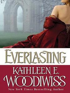 Everlasting Large Print - Kathleen E Woodiwiss - cover