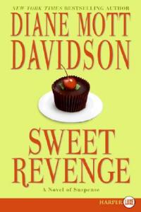 Sweet Revenge - Diane Mott Davidson - cover