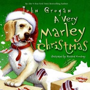 A Very Marley Christmas - John Grogan - cover