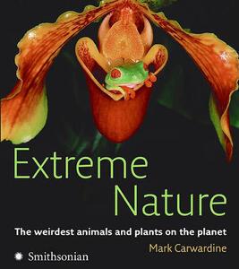 Extreme Nature - Mark Carwardine - cover