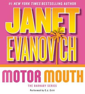 Motor Mouth - Janet Evanovich - cover