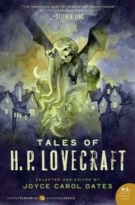 Tales of H. P. Lovecraft - Joyce Carol Oates - cover