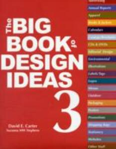 The Big Book of Design Ideas 3 - David E. Carter,Suzanna MW Stephens - cover