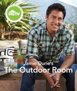 Jamie Durie's the Outdoor Room - Jamie Durie - cover
