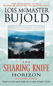 The Sharing Knife - Lois McMaster Bujold - cover