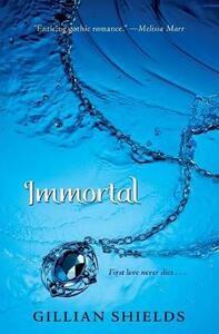 Immortal - Gillian Shields - cover