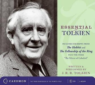 Essential Tolkien Abridged 1/60 - J R R Tolkien - cover