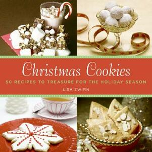 Christmas Cookies - Lisa Zwirn - cover