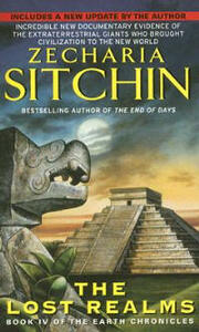 Lost Realms:Book IV of the Earth Chronicles - Zecharia Sitchin - cover