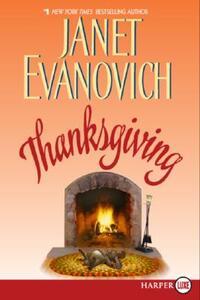 Thanksgiving - Janet Evanovich - cover