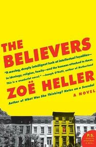 The Believers - Zoe Heller - cover