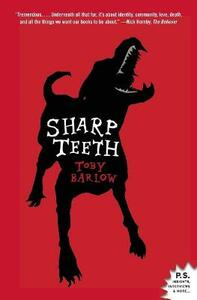 Sharp Teeth - Toby Barlow - cover