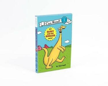 Danny and the Dinosaur 50th Anniversary Box Set - Syd Hoff - cover