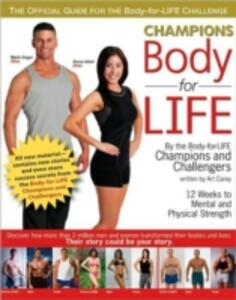 Champions Body For Life - Art Carey - cover